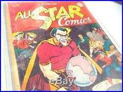 ALL STAR COMICS #29 PGX Grade 4.0 GOLDEN AGE 1946