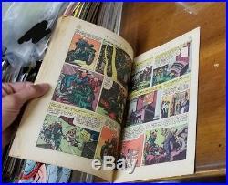 Action Comics #123 Rare Golden Age SUPERMAN, August 1948