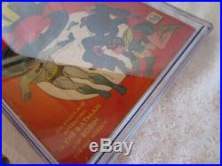 BATMAN #2 CGC 6.0 Summer 1940 Golden Age Comic / GREAT INVESTMENT