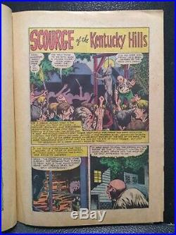 Baffling Mysteries #7 Ace Comics Mar. 1952 Horror Terror Golden Age GD+