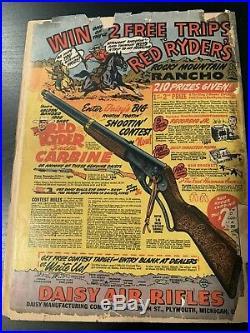 Batman #5 Golden Age 1941 Joker appearance 1st Linda Page Bat emblem left off