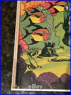 Blue Bolt Weird Tales Issue # 114 VG-VG+ Golden Age L. B Cole