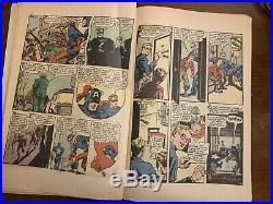 Captain America Comics (Golden Age) #59 1946 Rare copy