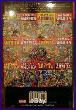 Captain America Golden Age Marvel Omnibus STILL SEALED