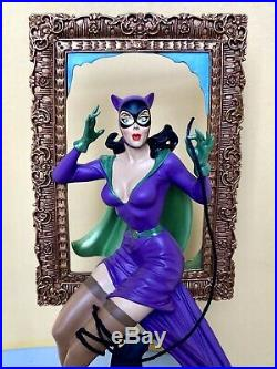 DC Direct Catwoman Pin-up Statue Statue Figure Golden Age Pinup