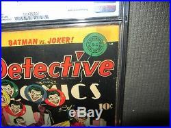 Detective Comics 62 CGC 2.5, Golden Age Key Joker Cover, (DC 1942)