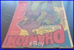 FREW PHANTOM # 35 1940's GOLDEN AGE AUSTRALIAN COMIC