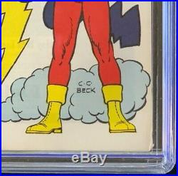 SHAZAM #1 (1973) CGC 9.6 1st Captain Marvel since the Golden Age! DC Comics
