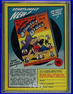 Sensation Comics # 12 CGC 7.5 Golden Age Wonder Woman 1942 Amricons