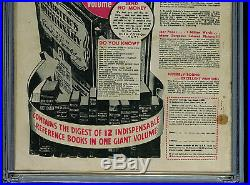 Sensation Comics #6 CGC 4.5 Golden Age Wonder Woman 1942 1st Lasso Amricons K