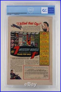 Unseen #9 CBCS 3.5 VG- Standard 1953 Rare Golden Age Horror Comic