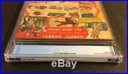WOW COMICS #10 Comic CGC 6.0 FAWCETT 1943 MARY MARVEL SHAZAM Golden Age 10 Cent